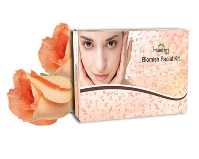 Facial Kit For Blemishes, Anti Blemish Facial Kit