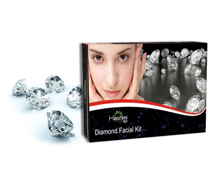 Diamond Facial Kit, Diamond Kit‎, Herbal Kits