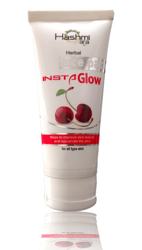 Insta Glow Face Pack, Herbal Face Pack, instant glow skin