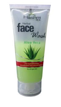 aloe vera face, herbal face wash