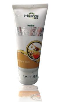 Papaya and Honey Facial Scrub, Face Scrub, face Care