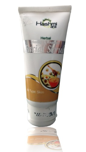 Papaya and Honey Facial Scrub, Face Scrub, face Care
