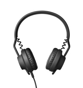 DJ Headphones without Mic Black