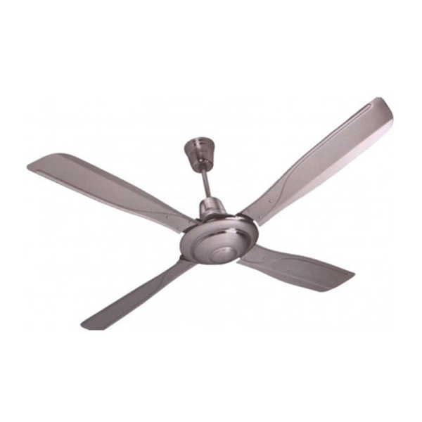 ceiling fan 4 blades. 4 blade ceiling fan (brushed nickel). havells-yorker blades l